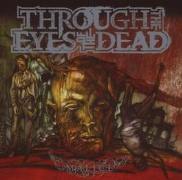 MALICE DEATH METAL FROM SOUTH CAROLINA Audio CD, THROUGH THE EYES OF THE DEAD, CD