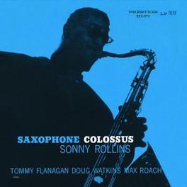 SAXOPHONE COLOSSUS *REISS RUDY VAN GELDER REMASTERS Audio CD, SONNY ROLLINS, CD