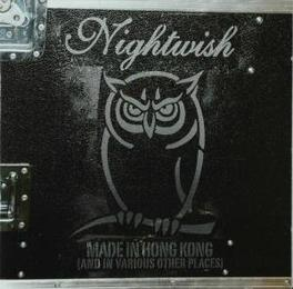 MADE IN HONG KONG (AND.. .. IN VARIOUS OTHER PLACES) CD+DVD Audio CD, NIGHTWISH, CD