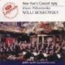 NEW YEAR'S CONCERT 1979 /WILLI BOSKOVSKY Audio CD, WIENER PHILHARMONIKER, CD