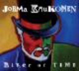 RIVER OF TIME FT. LEVON HELM/LARRY CAMPBELL Audio CD, JORMA KAUKONEN, CD