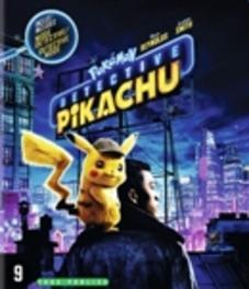 Pokemon detective Pikachu , (Blu-Ray) BLURAY