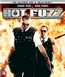 Hot fuzz, (Blu-Ray 4K Ultra...