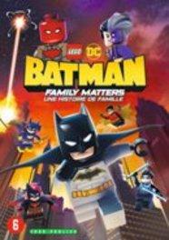 Lego DC Batman - Family matters, (DVD) DVDNL