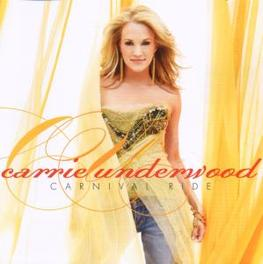 CARNIVAL RIDE Audio CD, CARRIE UNDERWOOD, CD