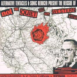 NOT SO QUIET ON THE..-47T DKS/WHIPPING BOY/REBEL TRUTH/RIBSY/FANG V/A, CD
