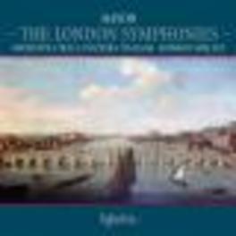 LONDON SYMPHONIES ORCHESTRA DELLA SVIZZERA ITALIANA Audio CD, J. HAYDN, CD