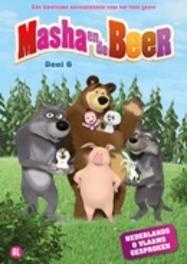 Masha en de beer 2, (DVD) DVDNL
