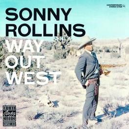 WAY OUT WEST Audio CD, SONNY ROLLINS, CD
