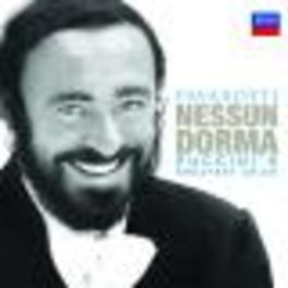 NESSUN DORMA:PUCCINI'S GR LUCIANO PAVAROTTI Audio CD, G. PUCCINI, CD