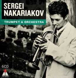 TRUMPET & ORCHESTRA SERGEI NAKARIAKOV, CD