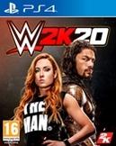 WWE 2K20 , (Playstation 4)