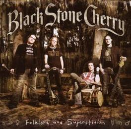 FOLKLORE AND SUPERSTITION Audio CD, BLACK STONE CHERRY, CD