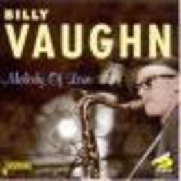 MELODY OF LOVE 58 TRACKS ON A 'JASMINE' 2CD Audio CD, BILLY VAUGHN, CD