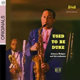 USED TO BE DUKE Audio CD, JOHNNY HODGES, CD