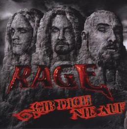 CARVED IN STONE/GIB.. .. DICH NIE Audio CD, RAGE, CD