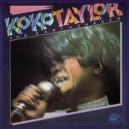 EARTHSHAKER Audio CD, KOKO TAYLOR, CD