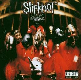 SLIPKNOT *PRODUCED BY ROSS ROBINSON (KORN/SEPULTURA/FEAR FACT.)* Audio CD, SLIPKNOT, CD