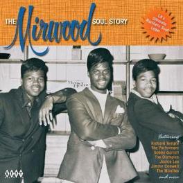 MIRWOOD SOUL STORY W/ BOB & EARL, BOBBY GARRETT, CURTIS LEE, JACKIE LEE Audio CD, V/A, CD