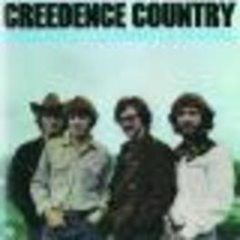 CREEDENCE COUNTRY Audio CD, CREEDENCE CLEARWATER REVI, CD