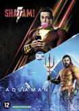 Aquaman + Shazam!, (DVD)