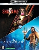 Aquaman + Shazam!, (Blu-Ray...