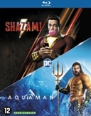 Aquaman + Shazam!, (Blu-Ray)