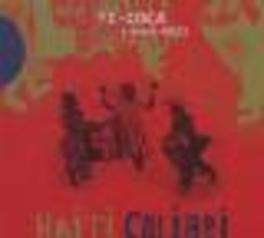 HAITI COLIBRI Audio CD, TI-COCA, WANGA NEGES, CD