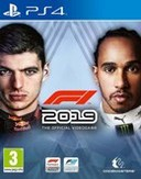 F1 2019, (Playstation 4)