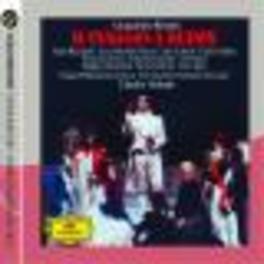 IL VIAGGIO A REIMS CLAUDIO ABBADO Audio CD, G. ROSSINI, CD