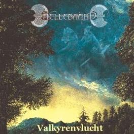 VALKYRENVLUCHT Audio CD, HELLEBAARD, CD