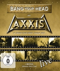 BANG YOUR HEAD WITH AXXIS