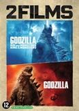 Godzilla 1 + Godzilla 2, (DVD)