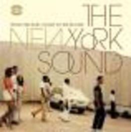 NEW YORK SOUND -10TR- FROM THE EAST COAST TO THE FUTURE Audio CD, V/A, CD