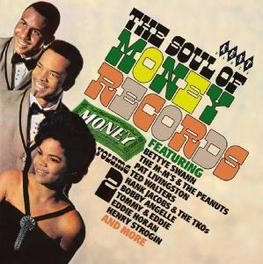 SOUL OF MONEY RECORDS 2 24TR- W/BETTYE SWANN/EDDIE HORAN/LARKS/BOBBY ANGELLE/AO Audio CD, V/A, CD