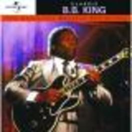 UNIVERSAL MASTERS Audio CD, B.B. KING, CD