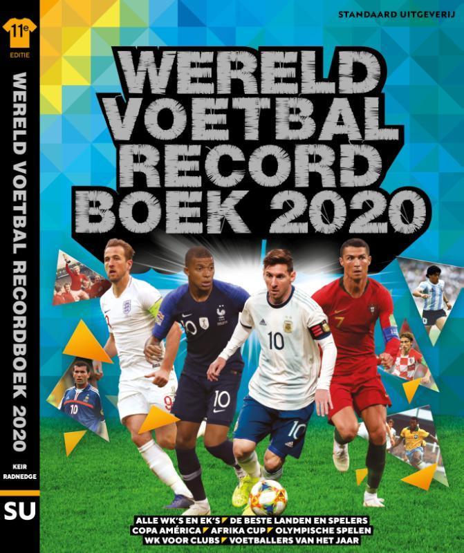 Wereld Voetbal Recordboek 2020. Radnedge, Keir, Hardcover