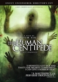 The human centipede 1-3, (DVD)