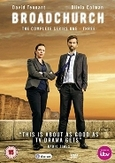 Broadchurch 1-3 , (DVD)