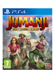 Jumanji - The video game,...