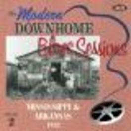 MODERN DOWNHOME BLUES SES ..SESSIONS: MISSISSIPPI & ARKANSAS 1952 Audio CD, V/A, CD