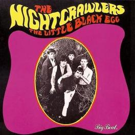 LITTLE BLACK EGG SLEEVENOTES FROM BANDMEMBERS/RARE PICS ETC. Audio CD, NIGHTCRAWLERS, CD
