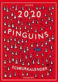 Pinguin Scheurkalender 2020