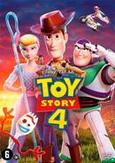 Toy story 4, (DVD)