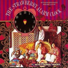 STRAWBERRY MEAN LOVE Audio CD, STRAWBERRY ALARM CLOCK, CD