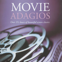 MOVIE ADAGIOS WORKS OF BARBER/MOZART/PUCCINI/ADDINSELL/MORRICONE/A.O. Audio CD, V/A, CD