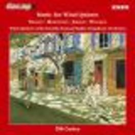 MUSIC FOR WIND QUINTET & WELLEJUS/W/WIND QUINTET OF TEH DANISH NAT.R.S.O. NIELSEN/MORTENSEN/JERSILD, CD