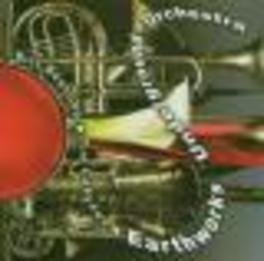 EARTHWORKS UNDERGROUND OR ...ORCHESTRA W. TIM GARLAND Audio CD, BILL BRUFORD, CD