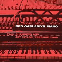 RED GARLAND'S PIANO.. RUDY VAN GELDER REMASTERS Audio CD, RED GARLAND, CD