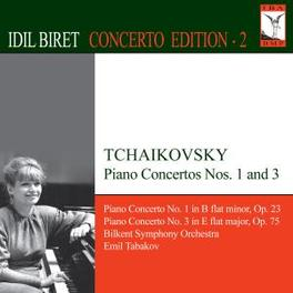 PIANO CONCERTOS BIRET, IDIL Audio CD, TCHAIKOVSKY/RACHMANINOV, CD